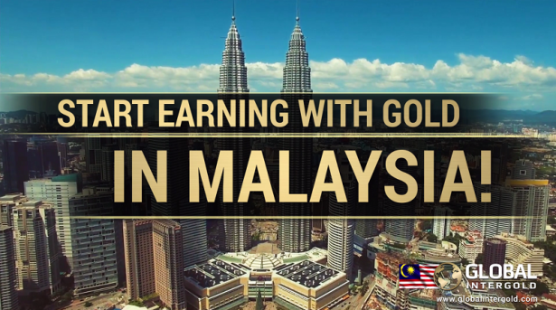 [VIDEO] Diventa cliente Global InterGold in Malesia!