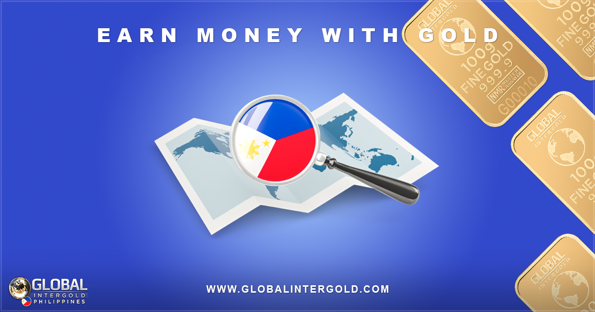 Seize the opportunity to earn with gold in the Philippines!