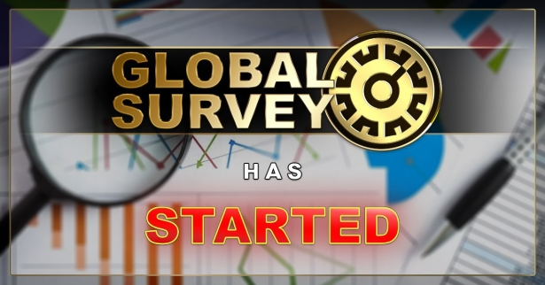Today! Global InterGold's Global Survey!