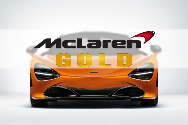 McLaren Gold