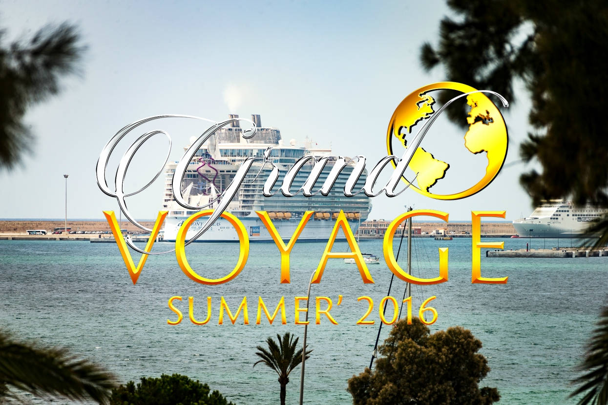 [Full article] Grand Summer Voyage 2016. Sun, Sea, Shore & Success!