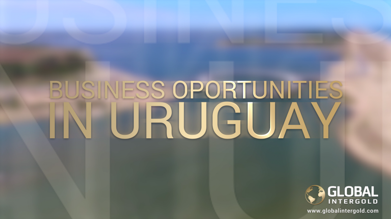 [VIDEO] Become a Global Intergold client in Uruguay as easy as ABC!