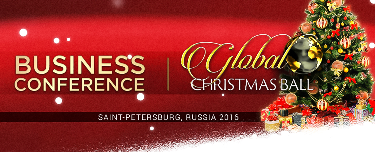 We look forward to seeing you at Global Christmas 2016 in St. Petersburg!
