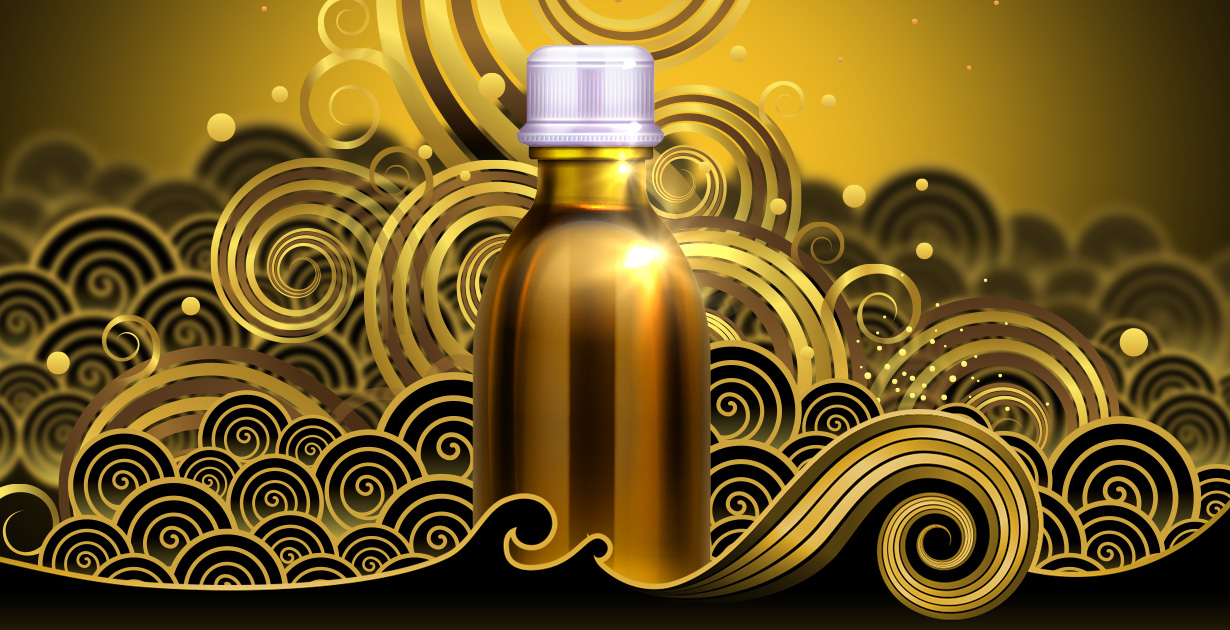 Золотая вода — эликсир долголетия