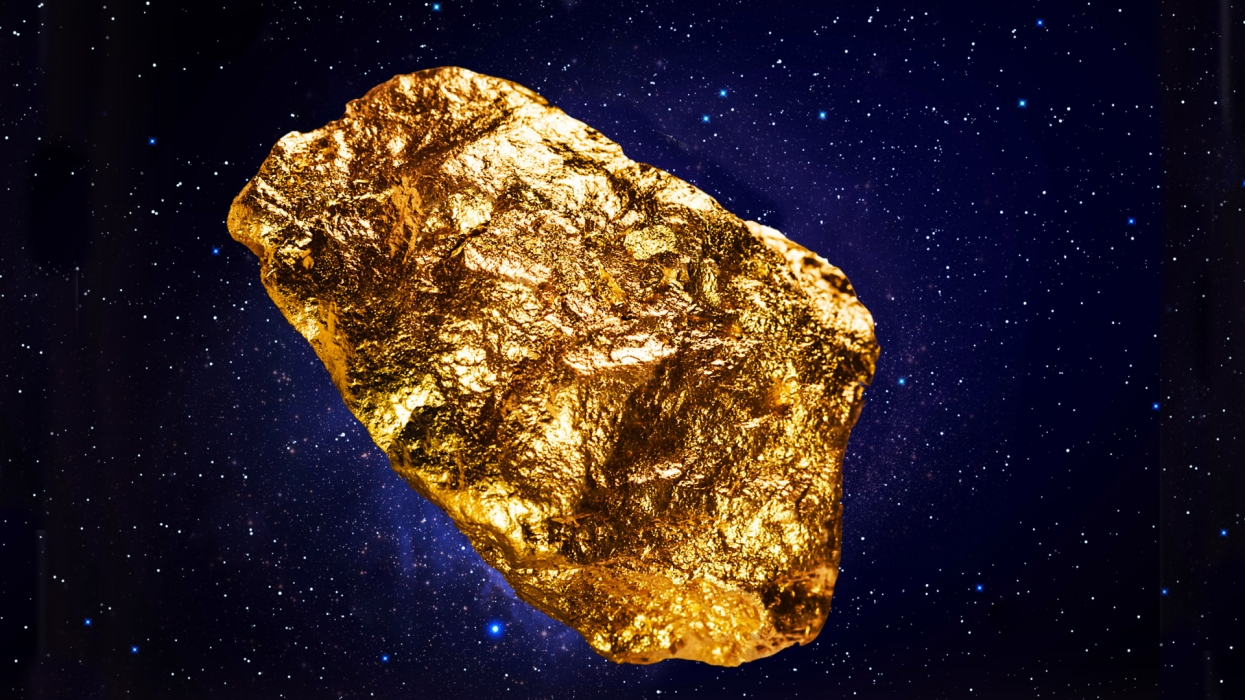 The Wealth of the Universe: Gold in Space