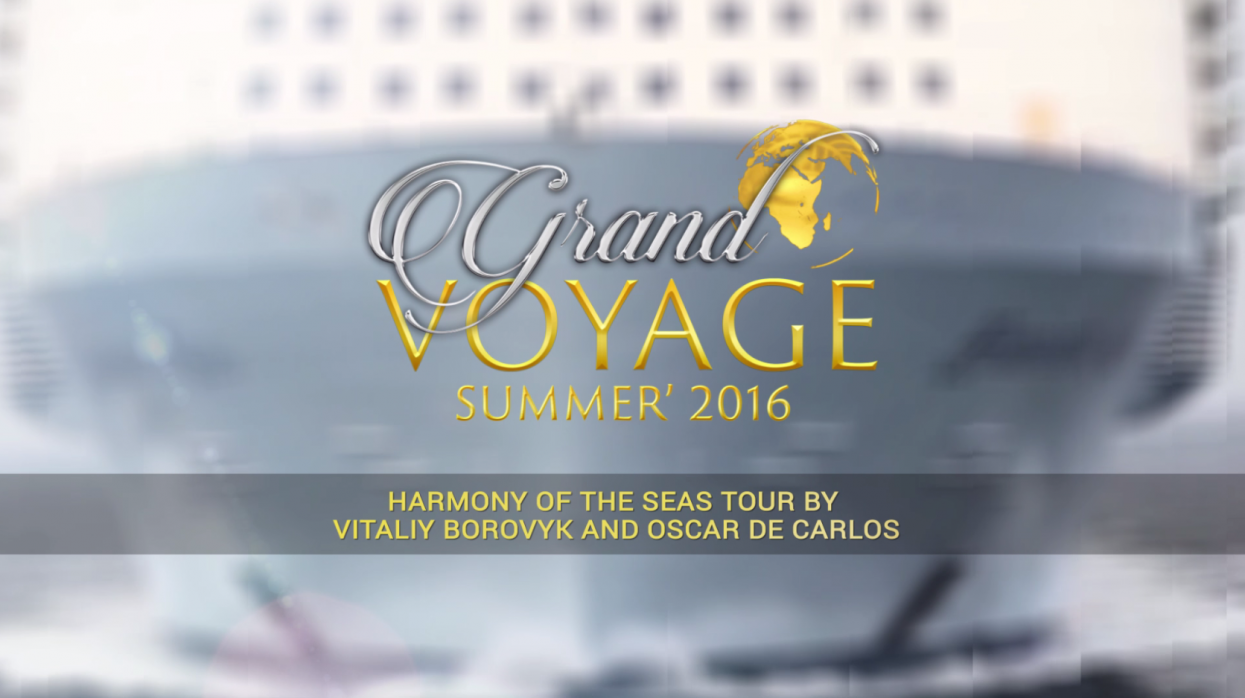[VIDEO] Global InterGold leaders speak about Harmony of the Seas