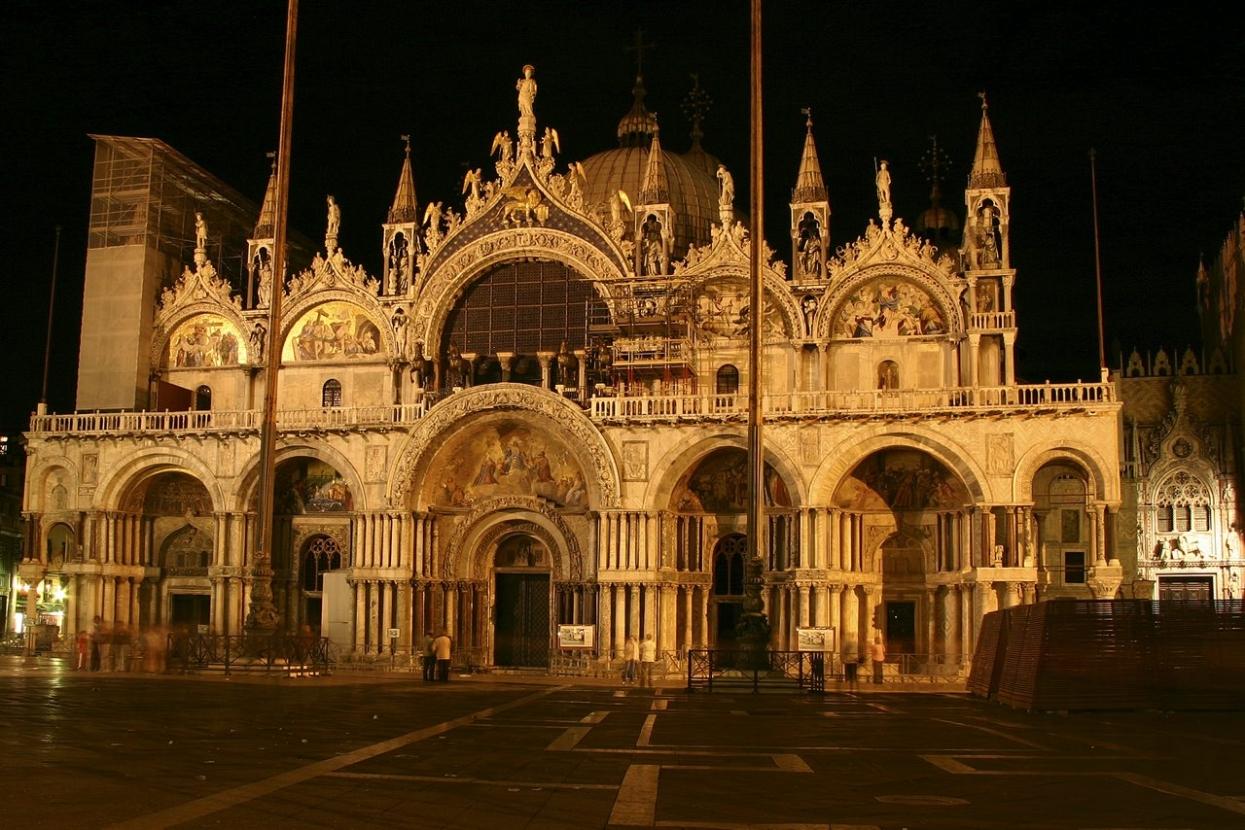 Золотая базилика Венеции