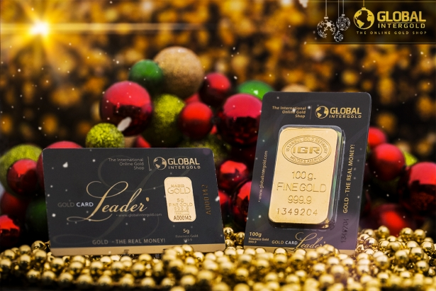 Who can resist gold in Christmas with these prices?