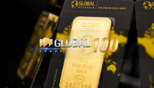 Get 100g of gold and more with Global 100! Who are the winners of August?