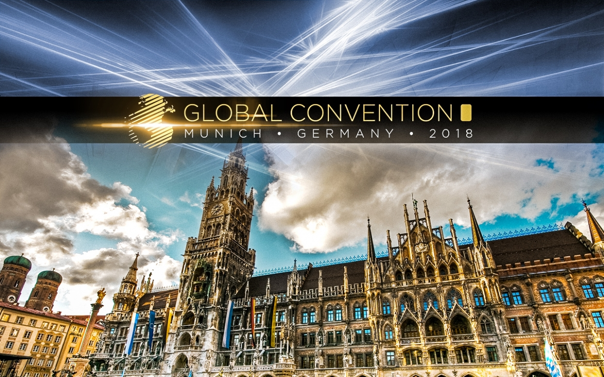 Tickets for the Global Convention 2018 increase in price
