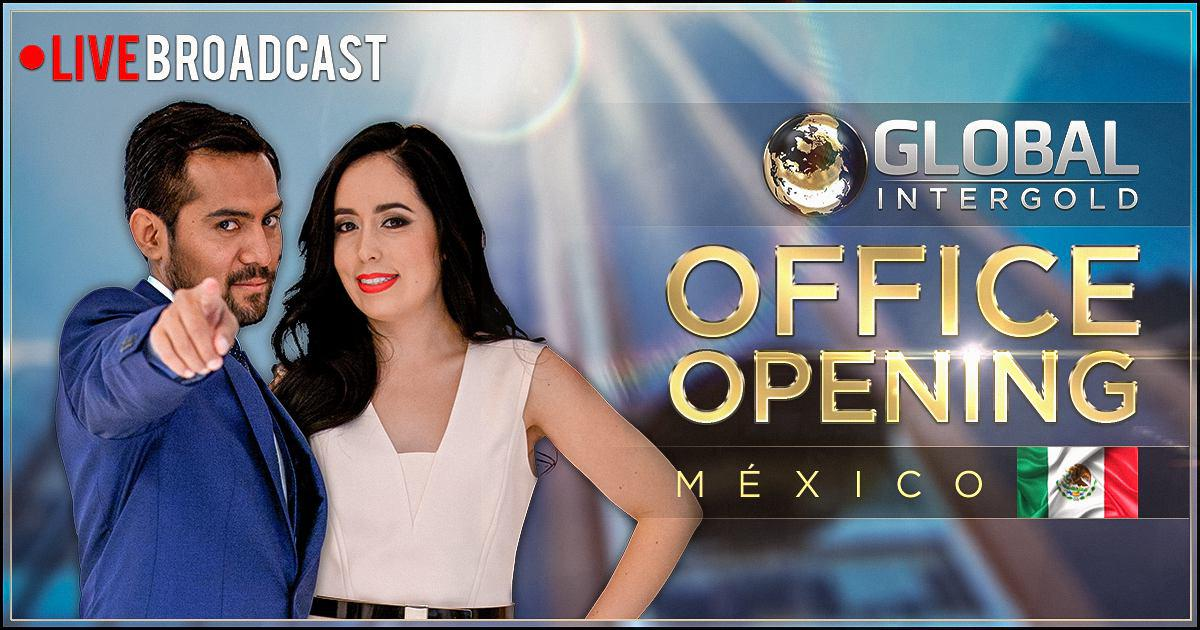 [LIVE BROADCAST] from the office in Mexico!
