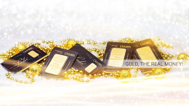 Christmas & New Year: Time to buy gold!