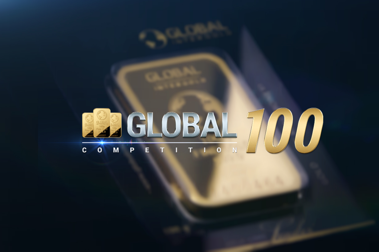 Global 100 is the contest for those who dare to win. Welcome July winners!