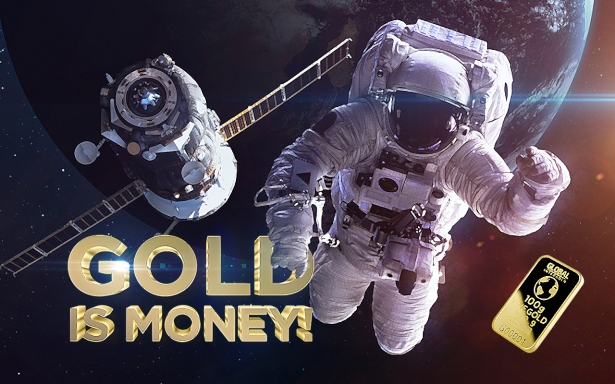 5 Mind-blowing Golden Creations in the Space Industry