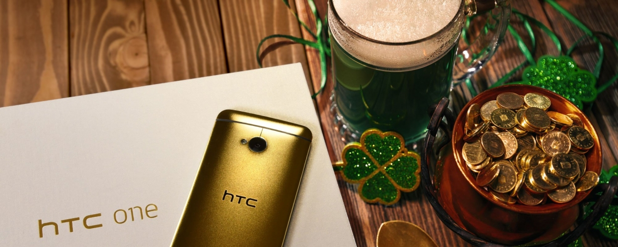 [St. Patricks Day] Gold adapts to current times and technology