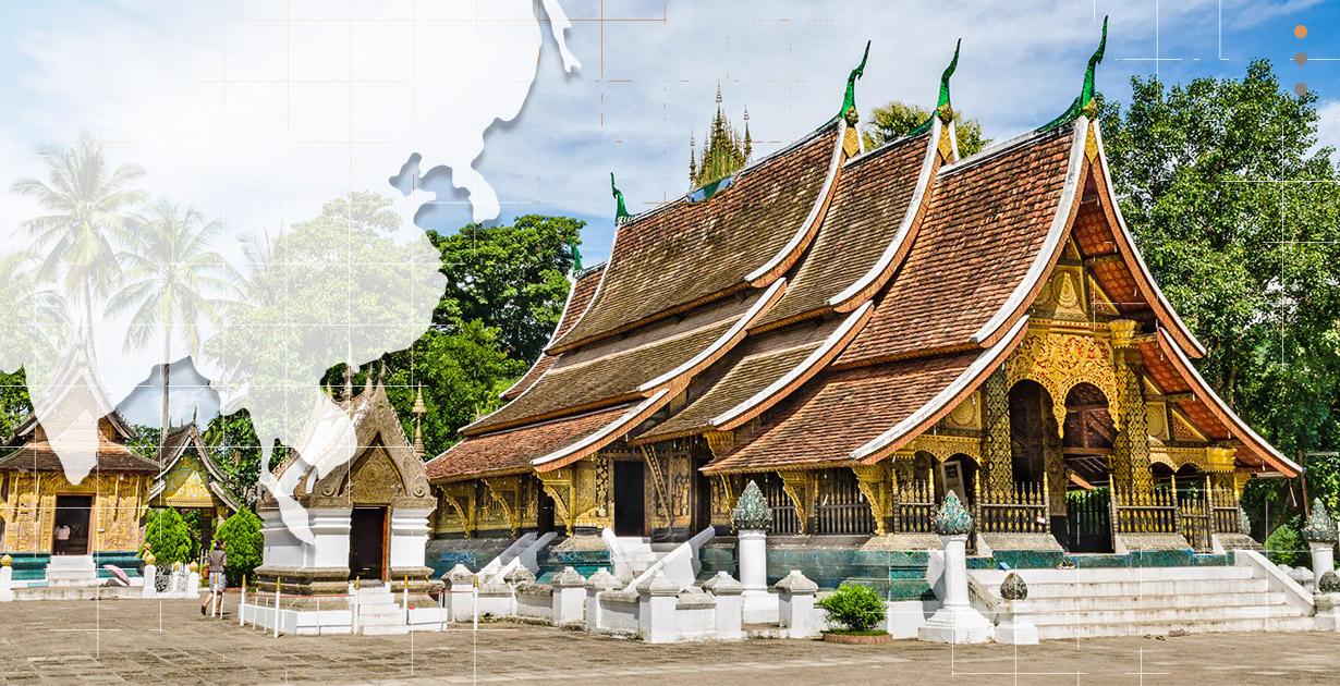 Il prezioso tempio del Laos