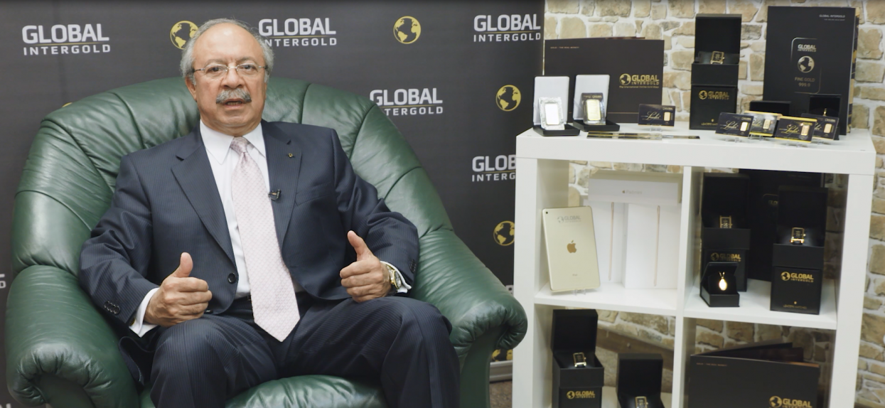 "[VIDEO] Vice President for Global InterGold: ""Gold business opportunities in Uruguay are waiting for you!"""