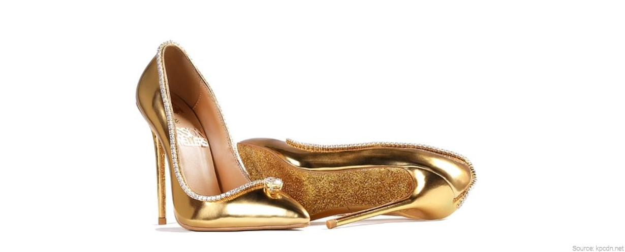 $17 Million Golden Shoes