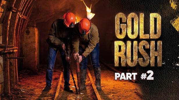 La corsa all'oro: Canada