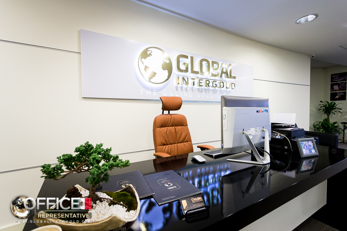 Why is Global InterGolds office in Mexico so important for business?