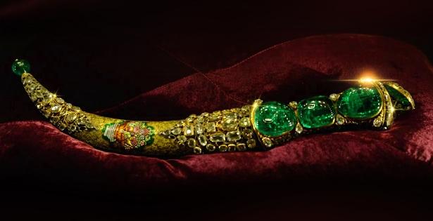Los tesoros de Topkapi: los siglos a través del oro