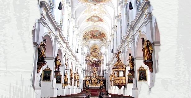 El Viejo Pedro: el precioso santuario de Múnich