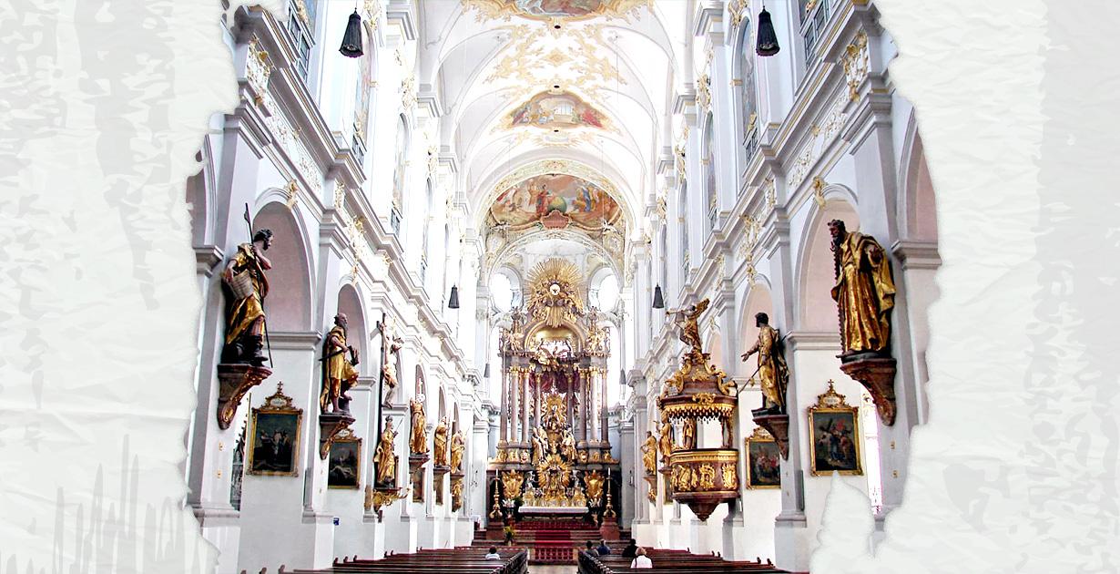Il vecchio Pete: un prezioso santuario di Monaco di Baviera
