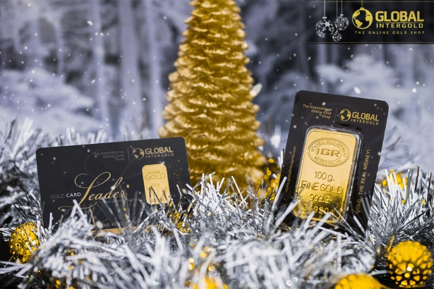 Why gold is the most trendy gift this Christmas?
